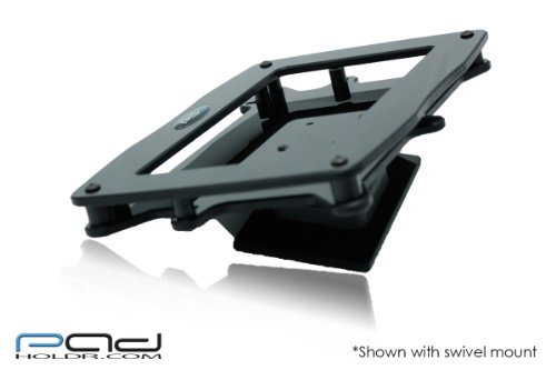 Padholdr Fit Small Series Tablet Holder Wall Mount (PHFSHMB) by PADHOLDR (Image #2)