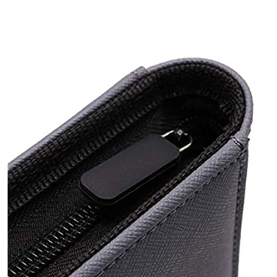 Grey Dex Protection Zip Binder 9 Card Storage Zipper Binder: Toys & Games