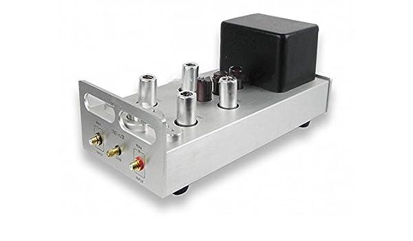 GOWE tubo preamplificador estéreo de 12 AX7 y Phono Etapa Tubo de ...