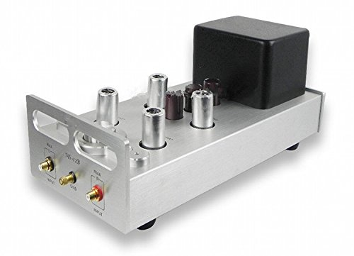 GOWE 12AX7 Stereo Tube Preamplifier and Phono Stage tube pre-amp for Vinyl turntable