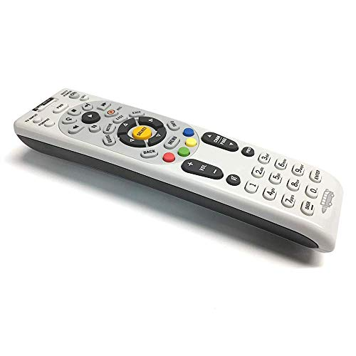 RocketBus RC64 RC65 Replacement Remote Control for Directv Receiver HR20, H20, HR21, H21, HR22, H23, HR23, H24, HR24, R15, R16, R22,D11, D12 (Directv Remote Rc65)