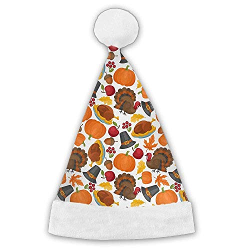 Useror Christmas Happy Thanksgiving Day with Halloween Pumpkin Cute Funny Christmas Classic Hats