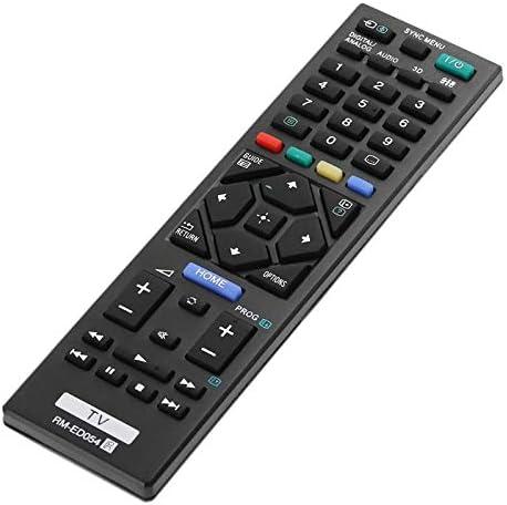 VINABTY RM-ED054 T/él/écommande de Rechange Compatible pour Sony KDL-32R420A KDL-40R470A KDL-46R470A RM-ED062 KDL-40R473A KDL-40R474A KDL-40R470A KDL-46R470A KDL-32R420A KDL-32R420A/