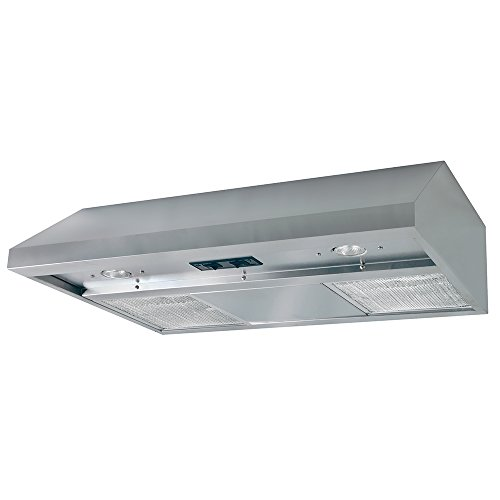 - Air King APDQ30 30-Inch Advantage Deluxe Quiet 2-Speed Convertible Range Hood with 300-CFM, Stainless Steel