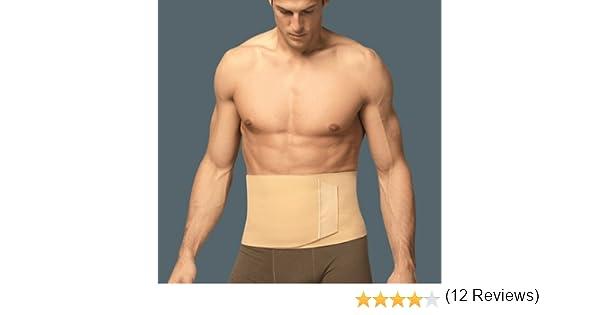 Crema color TURBO Med 12750-33 Faja de cintura y abdomen