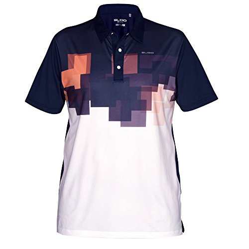 Sligo 2017 Technic Golf Polo Navy Large (Sligo Golf)