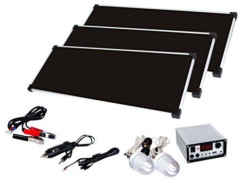 ENERGIN 52888 45W Solar Panel Kit by Energin