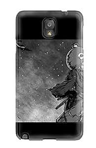 Cute Tpu DanRobertse Afro Samurai Anime Game Case Cover For Galaxy Note 3