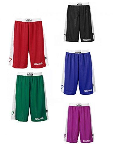 Spalding Reversible Essential Shorts Wendeshort Basketball SVqpUzM