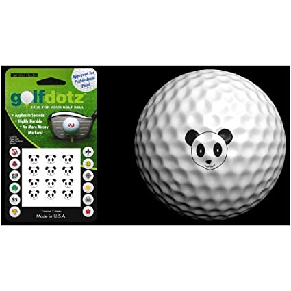 Amazon.com: Golfdotz pelota de Golf transferencias ...