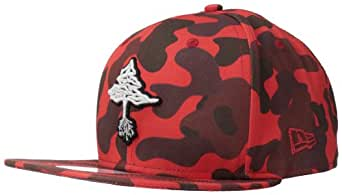 LRG Men's Dpm 47 Hat, Red, One Size