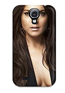 Protective Tpu Case With Fashion Design For Galaxy S4 (lindsay Lohan Hot)
