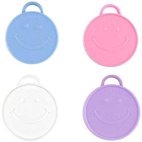 Happy Weight Heavy Happy Balloon Weight, 100g, Pastel Asst, 10 Piece