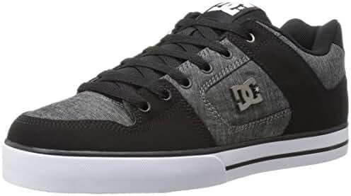 DC Men's Pure TX SE Skateboarding Shoe
