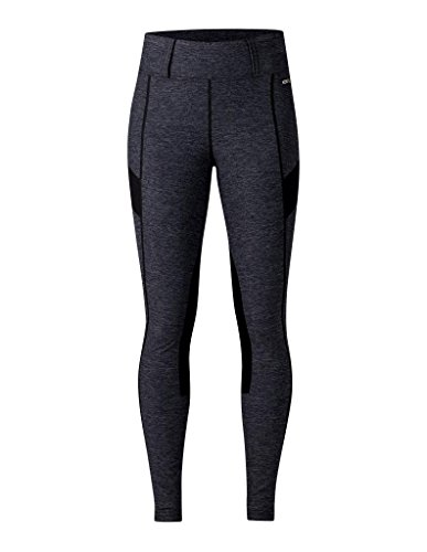 Kerrits Power Sculpt Tight Black Denim Size: Medium -