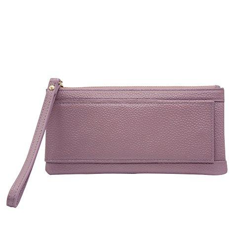 Leather Wristlet Lovena Wallet Samsung
