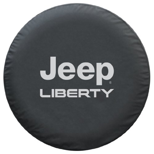 sparecover-br-j-liberty-30-silver-brawny-series-black-denim-30-tire-cover-with-jeep-liberty-design