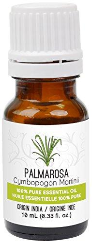 Palmarosa Essential Oil 0 33 fl
