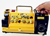 WunTai Drill bits Sharpener Grinder 220V Grinding machine 2mm to 13mm Capacity with ER20 collet US2 5300r/min