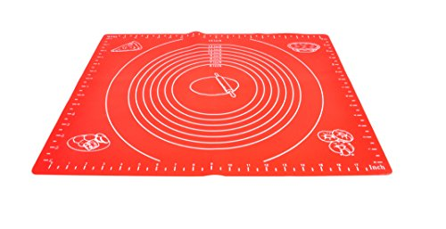 Gela Silicone Baking Mat Red product image