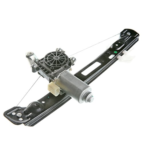 (Rear Right Passenger Side Electric Window Regulator with Motor for Ford Focus 2000-2007)