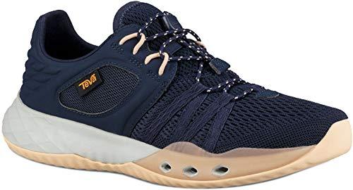 Teva Womens Terra-Float Churn Sneaker, Eclipse, Size 9.5 ()