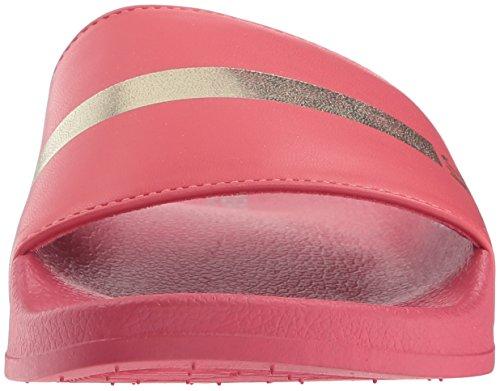 Cole KC Sandale REACTION Korallenrot Kenneth KC Reinschlüpfen Pool Logo Zum mit Sportliche Damen dSpfxq4
