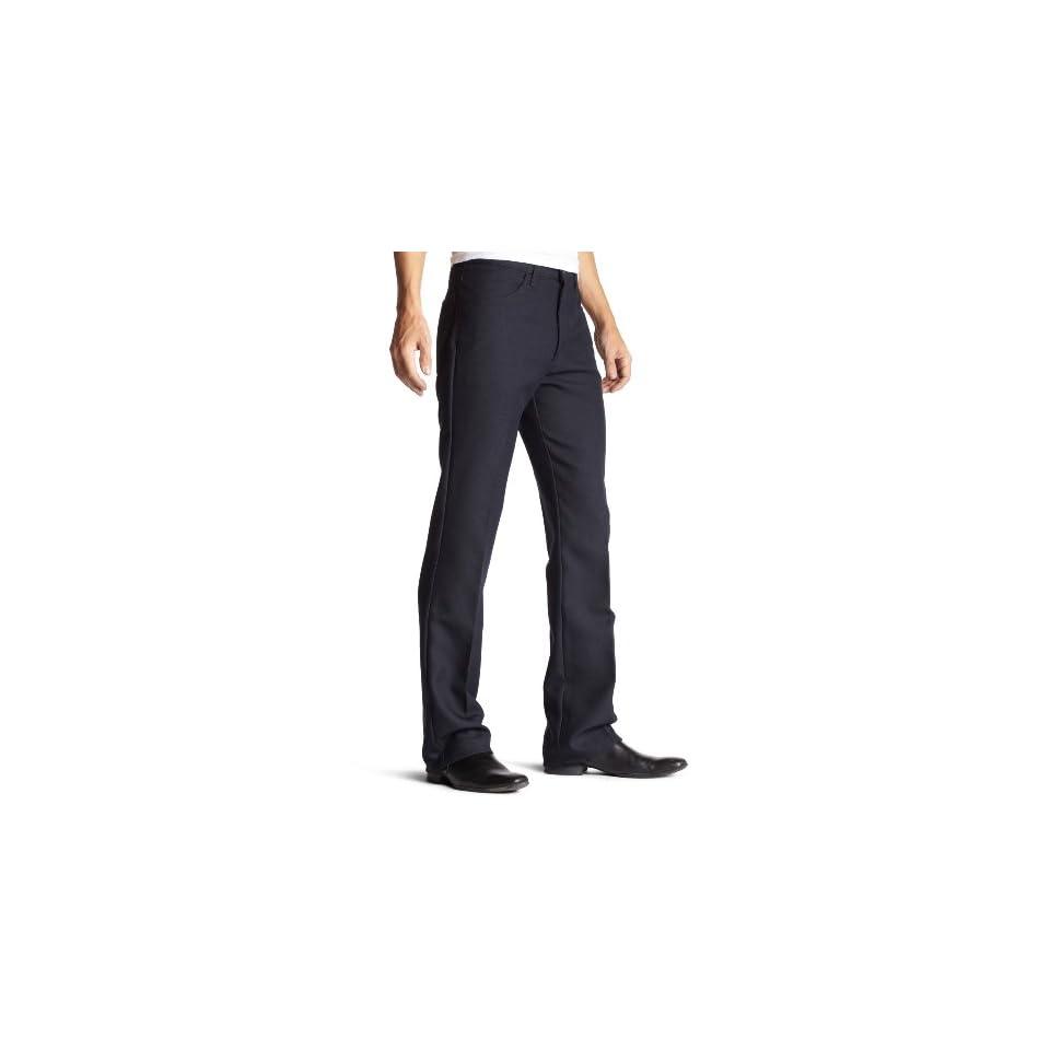 Levis Mens 517 Twill Boot Cut Jean, Navy, 38x34