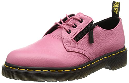 Dr. Martens Donna 1461 W / Zip Oxford Soft Pink Zia Sally