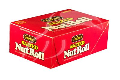 Salted Nut Roll Candy Bar by Pearson's
