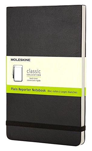 Plain Reporter Notebook (Moleskine Plain Reporter, 9cm x 14cm)
