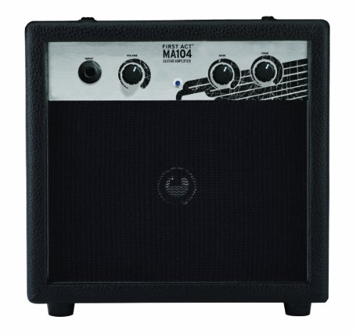 FIRST-ACT Practice size guitar amplifier MA104 by First Act