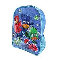 PJ Masks Small Light Backpack with Mesh Side Pocket