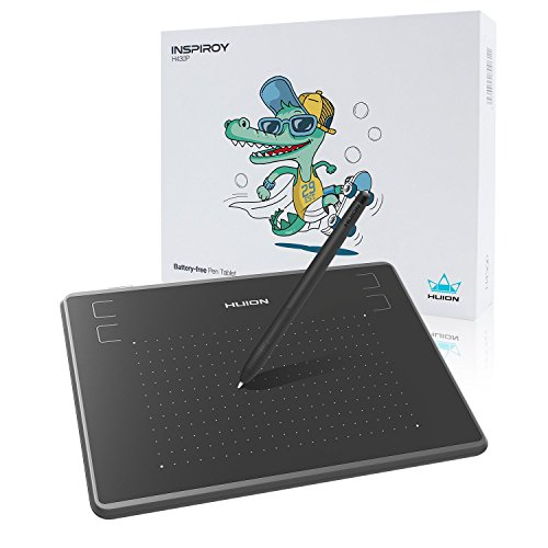 Huion Inspiroy H430p Osu Graphic Drawing Tablet With Battery