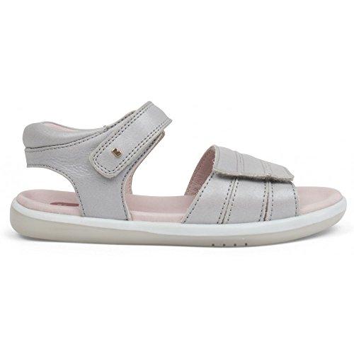 630109 Hampton IWalk Sandal Bobux Shimmer Silver 4PZxYpn