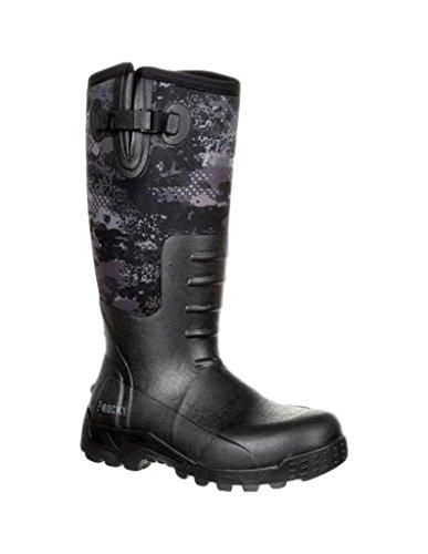 Rocky Outdoor Boots Mens Waterproof Pro Round Venator Camo RKS0345 Venator Camo