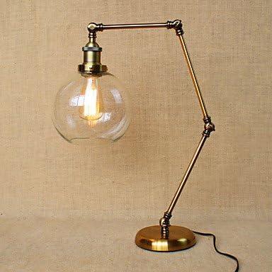 Loft de estilo Diseñador de restaurar la antigua palabra lámpara ...