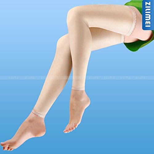 Zi Li Mei powerful beam legs skinny legs socks socks postpartum body shaping pressure lower limb rehabilitation elastic sve jacket Limbs Cloth Body