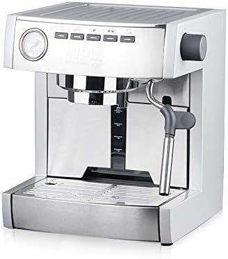 CGOLDENWALL Presión de la bomba KD135B semiautomática Comercial Máquina de café del hogar Estilo Italiano Espresso Cafetera bebidas calientes 15 bar, Capp: Amazon.es: Hogar
