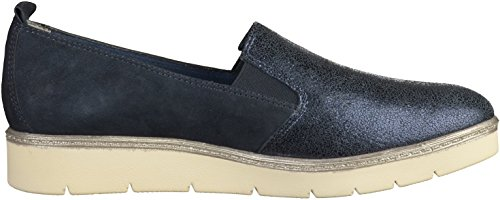 Tamaris 1-24306-28 Womens Loafers Navy KYXTq