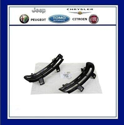 Genuine 7429J9 pair Citroen DS3 Front Daylight running lamp bracket set DLR