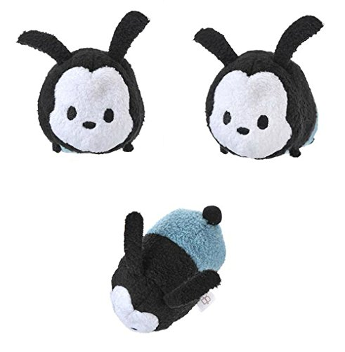 New Mini Tsum Tsum Plush Oswald the Lucky Rabbit 3.5""