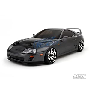 MST Ms-01d RTR 1/10 Scale 4wd Electric Rc Drift Car (2.4g) W/carbody- Toyota Supra