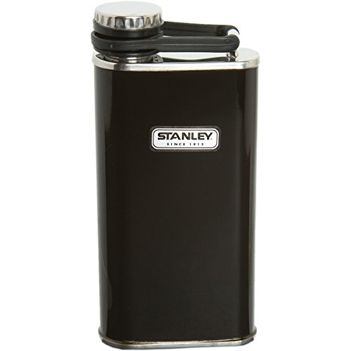 Stanley Classic Flask Black Size