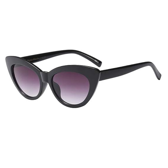 2019 Moda Mujer Gafas de Sol, URIBAKY Verano Gafas de Playa ...