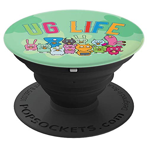 Pop Uglydoll - UglyDolls Ug Life - PopSockets Grip and Stand for Phones and Tablets
