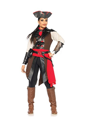 Colonial Assassin Costume (Aveline Adult Costume - Large)