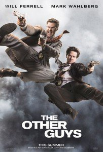 "The Other Guys - 11""X17"" Original Promo Movie Poster Will Ferrell Mark Wahlberg"