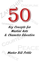 50 Words: Key Concepts for Martial Arts and Character Education