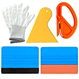 GUGUGI Vinyl Wrap Application Tool Kit Window Film